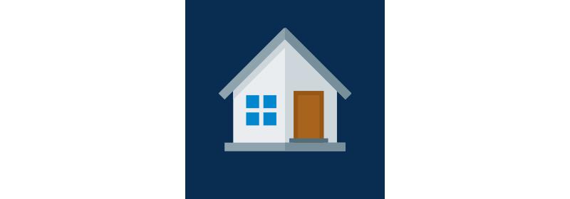Icon Wohnungsbau