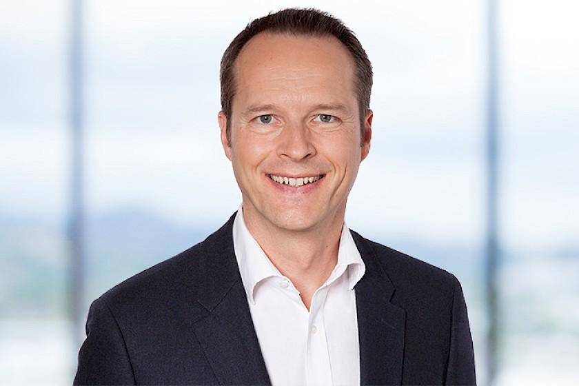 Sven Hohmann, Geschäftsführer der ibau GmbH