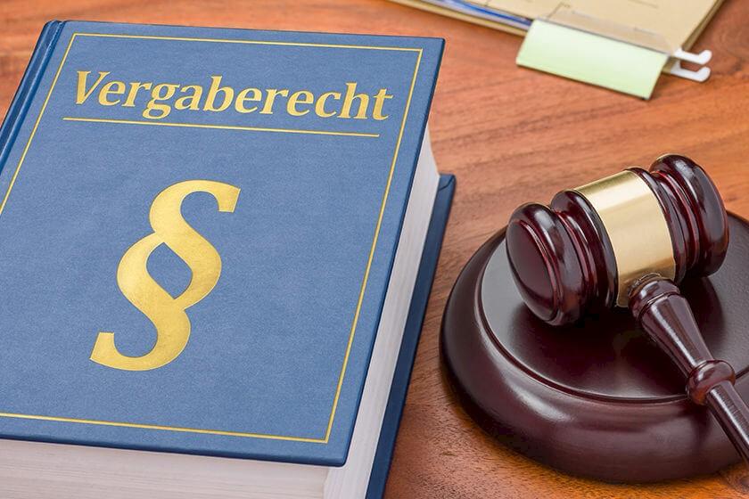 Der Datenschutz im Zusammenhang mit dem Vergaberecht