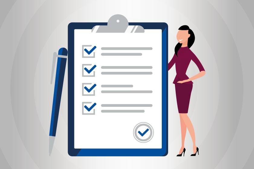 Checkliste um Fehler beim Vergabeverfahren zu vermeiden