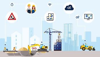 Digitalisierung in der Baubranche