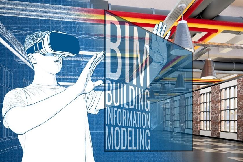 Building Information Modeling für die Digitalisierung der Baubranche