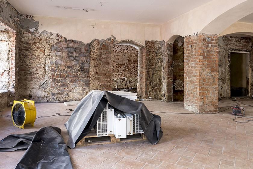 Ausschreibungen & Aufträge für die Bauwerksabdichtung, Bauwerkstrockenlegung, Bauwerkssanierung & Gebäudetrocknung