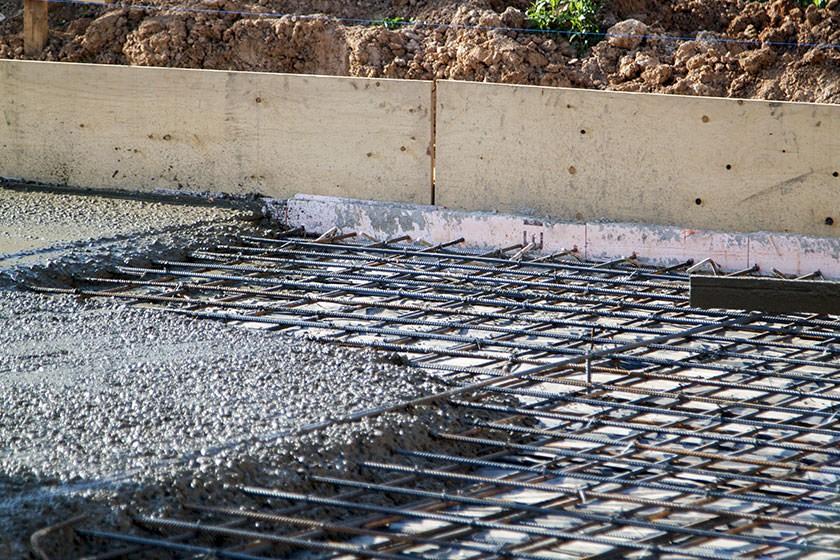 Ausschreibungen für Betonarbeiten & Stahlbetonarbeiten
