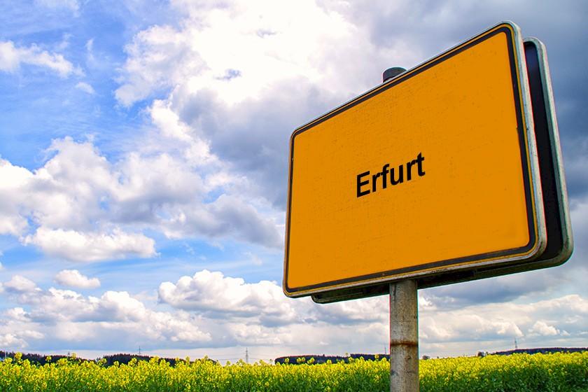 Aufträge & Ausschreibungen in Erfurt