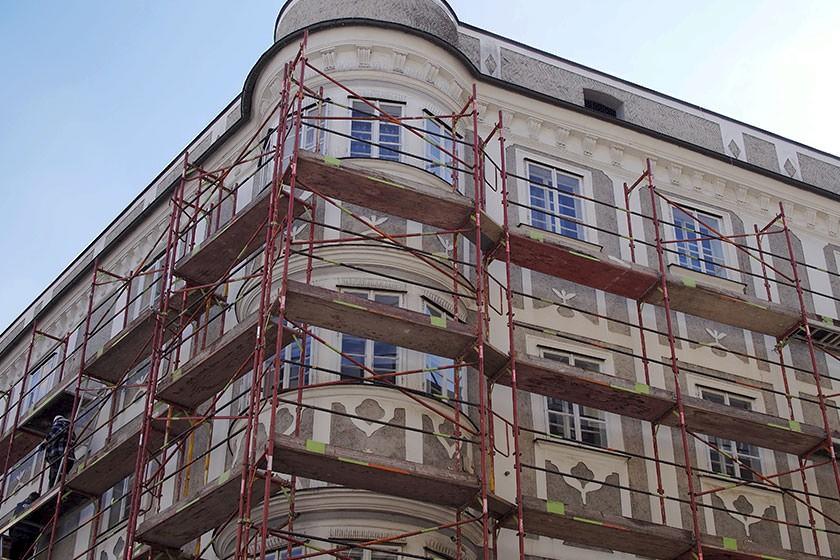 Ausschreibungen & Aufträge für Bauarbeiten Denkmalschutz