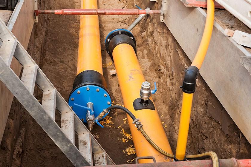 Ausschreibungen & Aufträge für Erdgasleitungen & Gasrohrleitungsbau