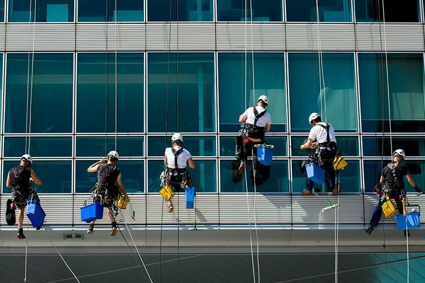 Ausschreibungen für Gebäudereinigung & Unterhaltsreinigung