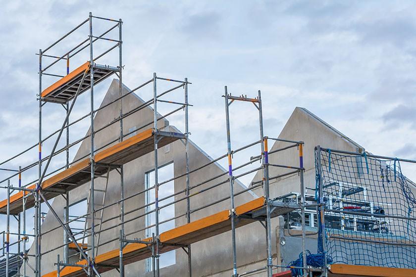 Ausschreibungen & Aufträge für den Stahlrohrgerüstbau