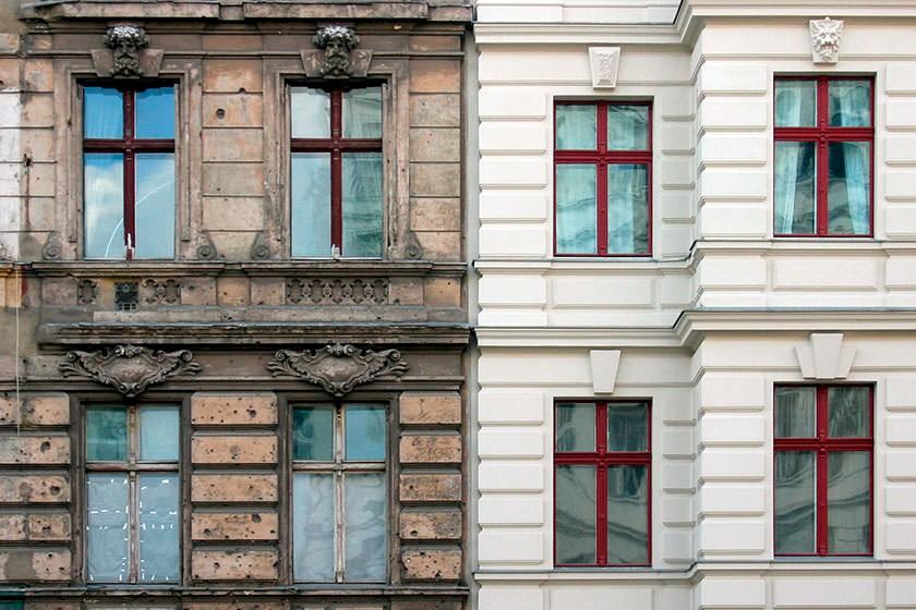 Ausschreibungen & Aufträge für die Fassadensanierung