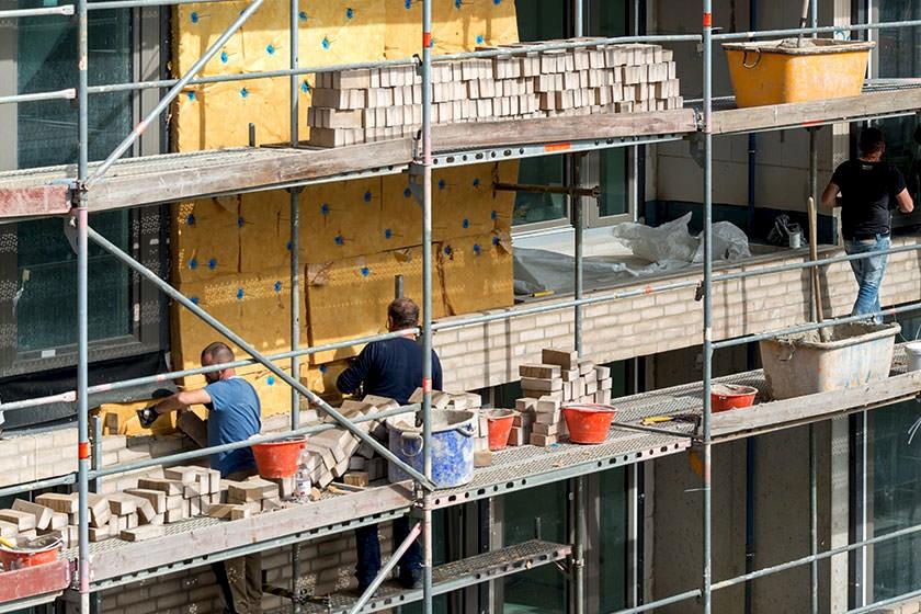 Ausschreibungen & Aufträge für die Fassadenverkleidung