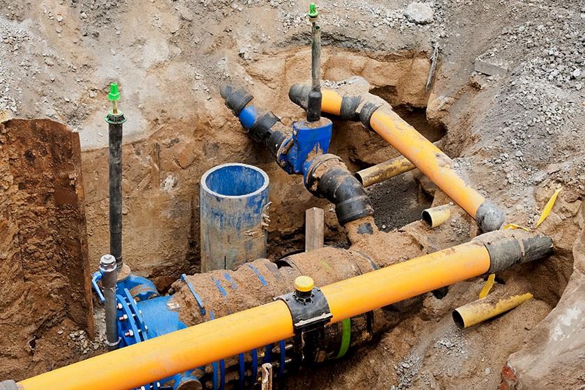 Ausschreibungen & Aufträge für Rohrleitungsnetze