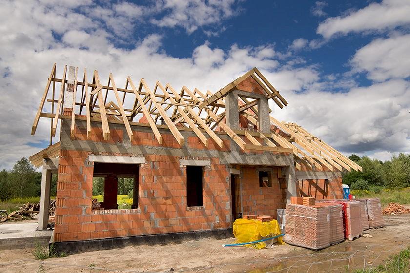 Der Hausbau wird teurer: Kosten für Stahl und Holz steigen und treiben die Preise in die Höhe