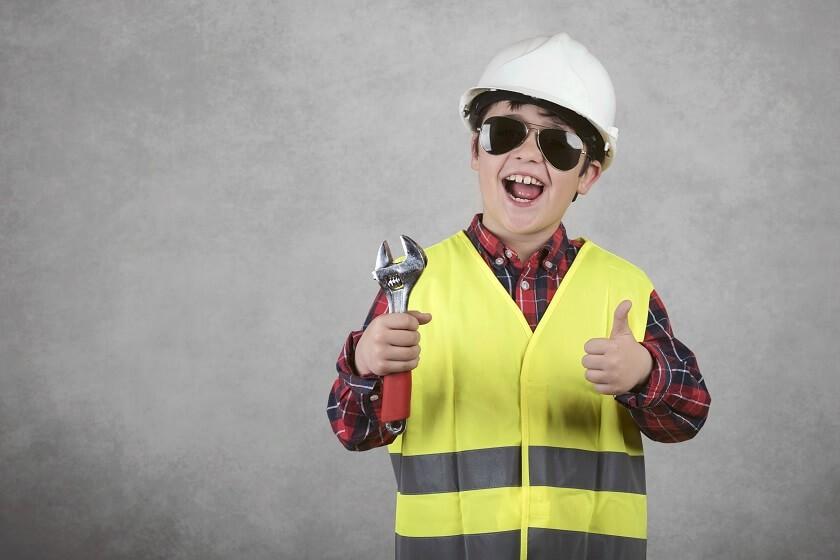 Handwerker freuen sich über den Kündigungsschutz in Kleinbetrieben