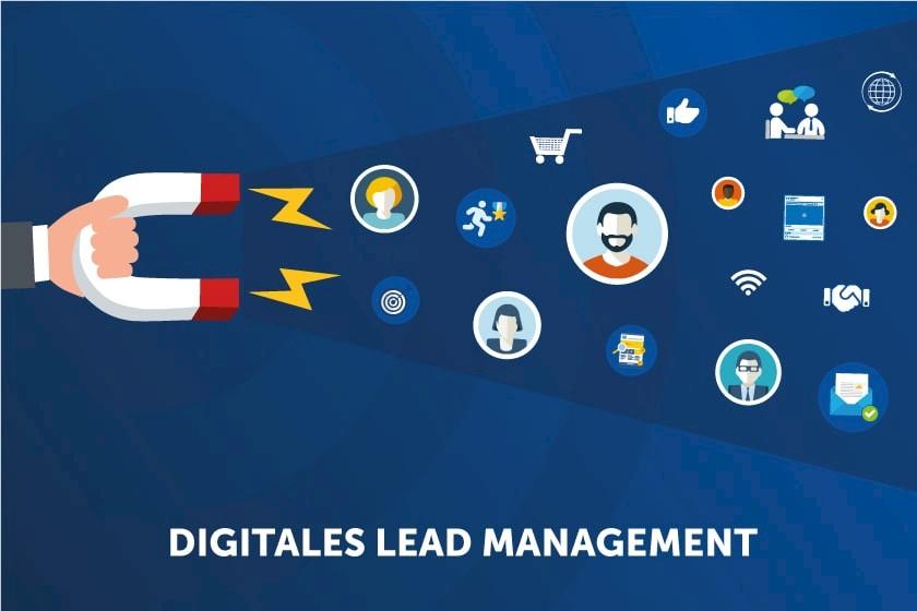 Digitales Lead Management