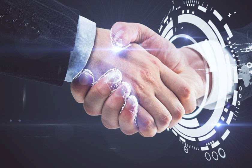 Digitaler Handschlag: Leadgenerierung im digitalen Zeitalter
