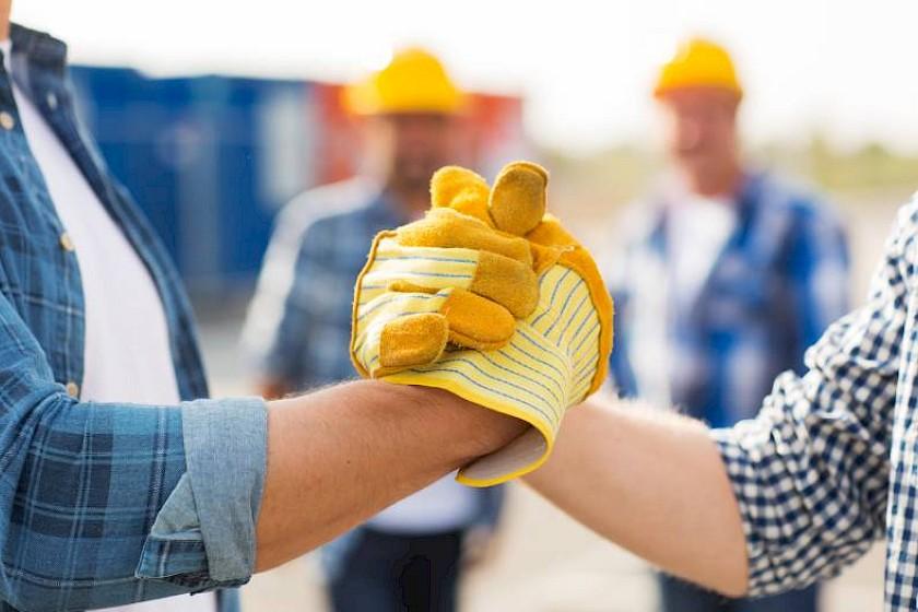 Ausschreibungen von gewerblichen und privaten Auftraggebern