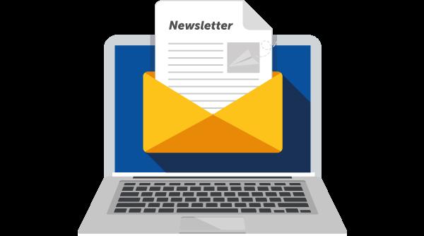 Anmeldung zum ibau Newsletter
