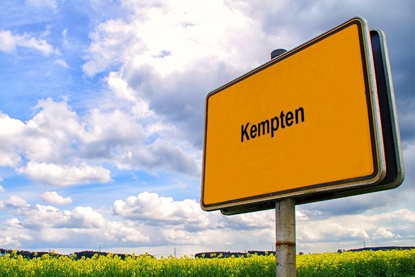 Aufträge & Ausschreibungen in Kempten