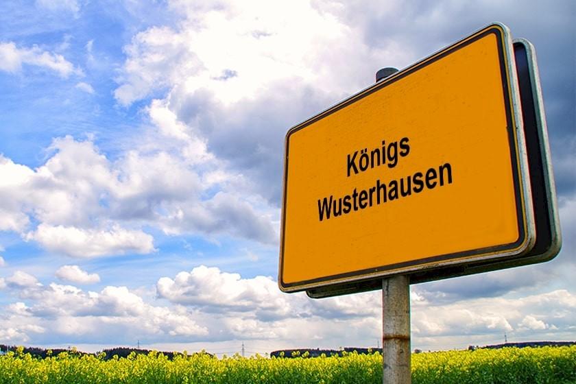 Ausschreibungen & Aufträge in Königs Wusterhausen
