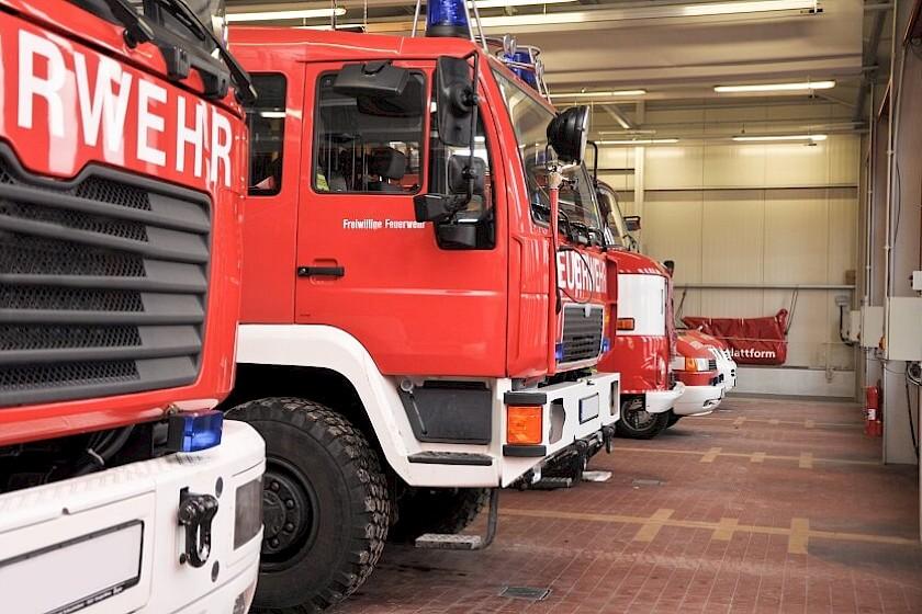 Ausschreibungen für Feuerwehrfahrzeuge