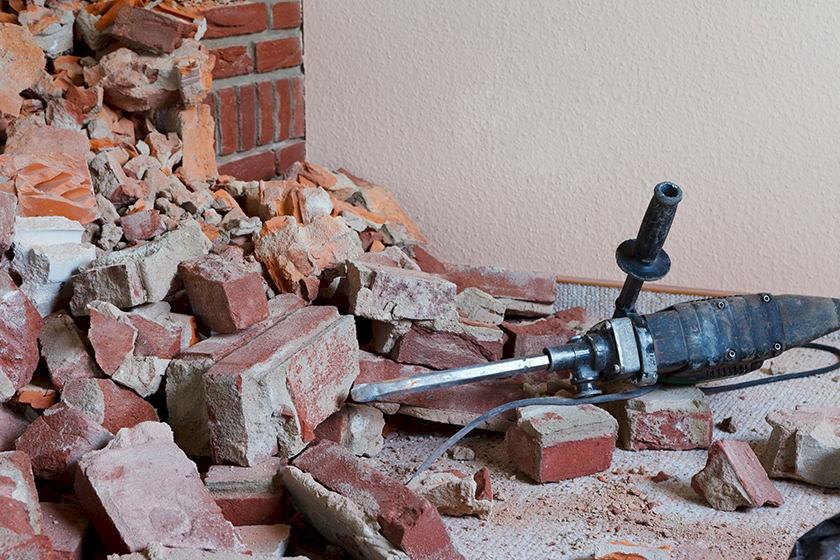 Bauwirtschaft fordert neuen Umgang mit Bauschutt