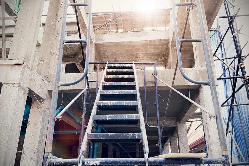 Immer mehr Vandalismus und Diebstahl auf Baustellen