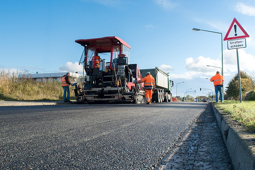 Innovationen im Straßenbau der Zukunft