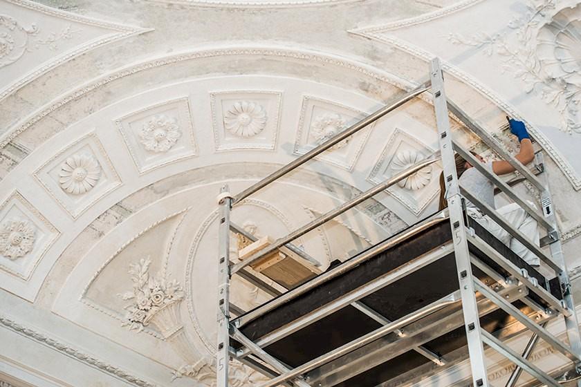 Sanierung öffentlicher Gebäude stark vernachlässigt